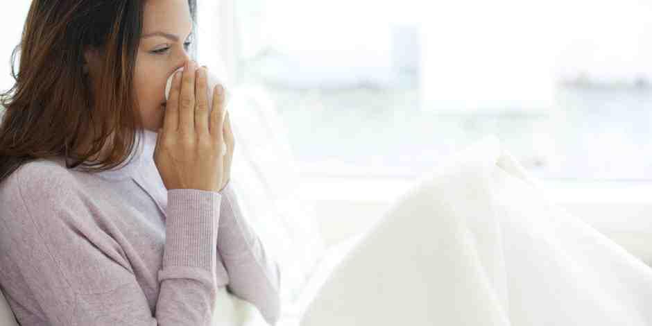 Comment se débarrasser d'un nez bouché?