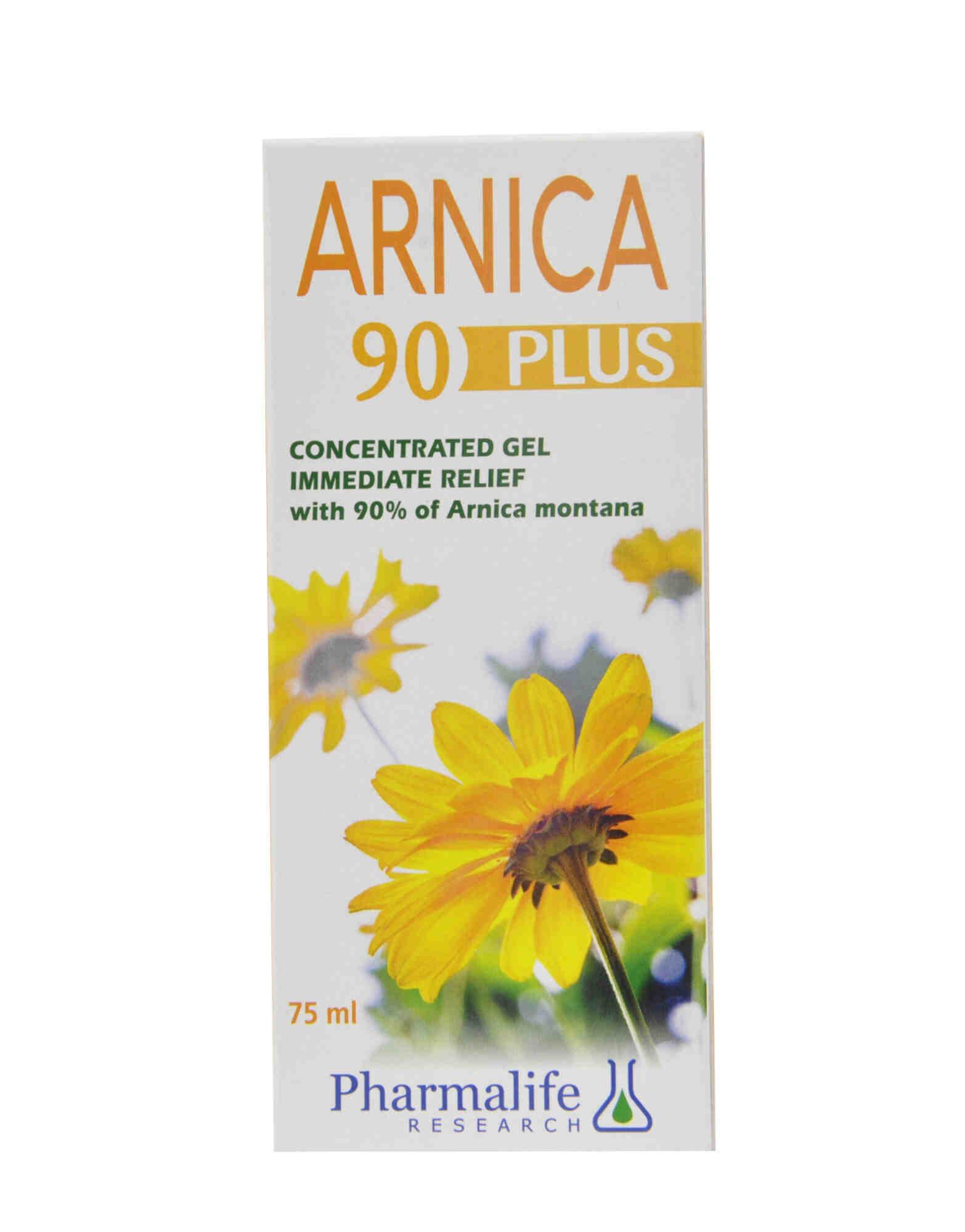 L'arnica est-elle anti-inflammatoire?
