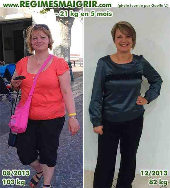 Comment perdre 5 kilos en un mois ?
