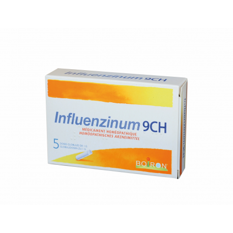 Quand prendre influenzinum 9CH ?