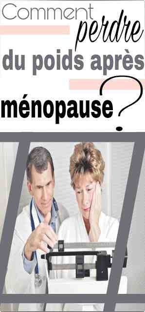 Quels aliments éviter pendant la ménopause?