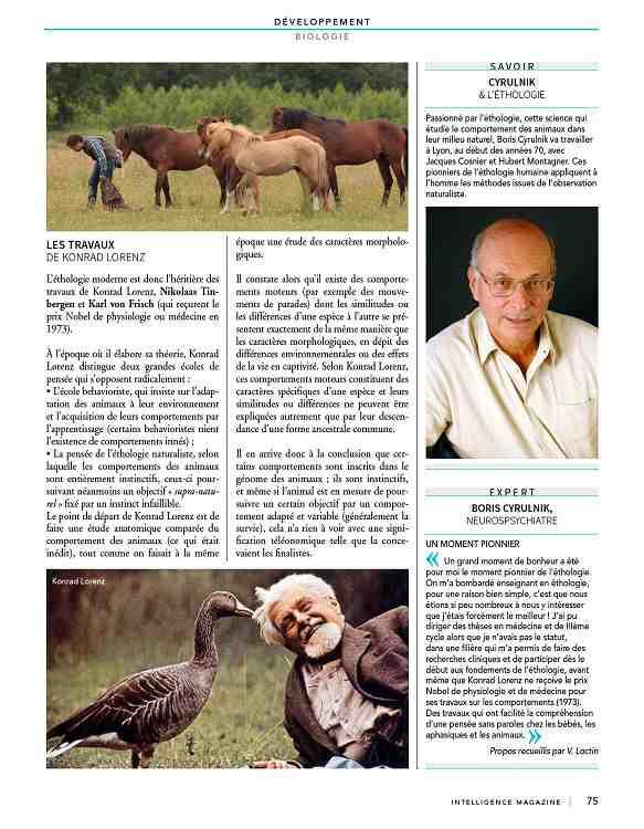 Qui est le père de la zoologie?