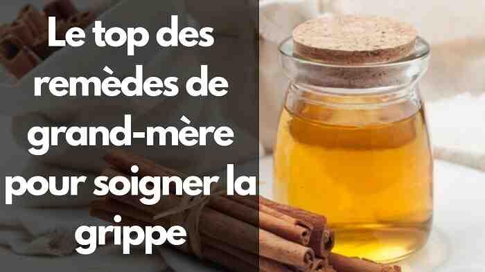 Et le thé contre la grippe ?