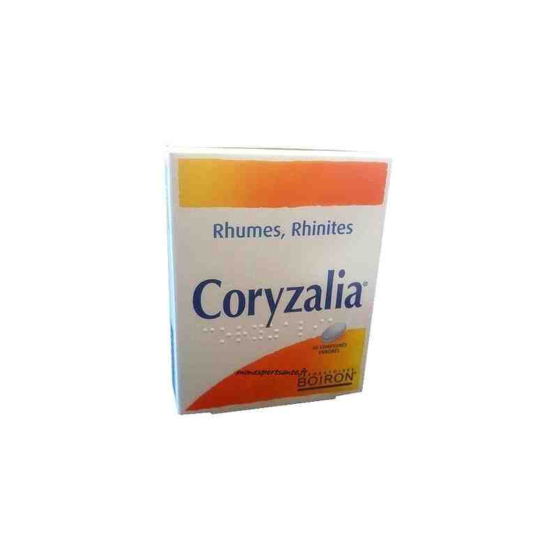 Quand Coryzalia doit-il être utilisé ?