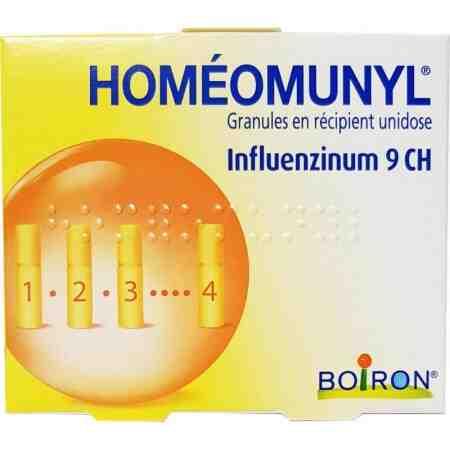 Quand et comment prendre Influenzinum ?